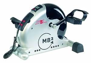 Christopeit Mini Bike MB 2, Silber Schwarz