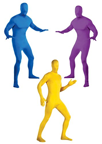 Official 2nd Skin Suit Zentai Supersuit Costume