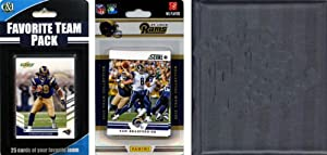 NFL St. Louis Rams Licensed 2012 Score Team Set and Favorite Player Trading Card Pack... by C&I Collectables