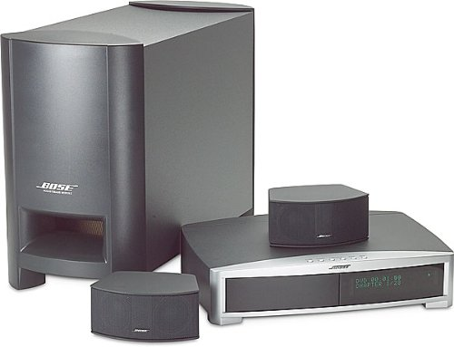 Bose 321 Gs Ii Dvd Home Entertainment System Reviews