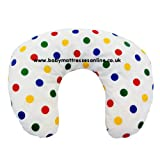 BABY FEEDING MATERNITY PILLOW Nursing Breastfeeding Baby Pregnancy cushion in Primary colours LUDO design - made in England by Babywise
