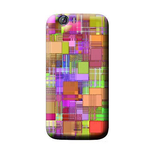 Garmor Abstract Design Plastic Backcover for Micromax Canvas Turbo A250- (Txt 4)