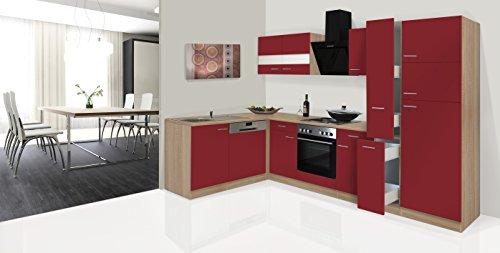 respekta-Economy-ngulo-de-l-forma-de-cocina-roble-rojo-310-x-172-cm-incluye-Diseador-de-campana