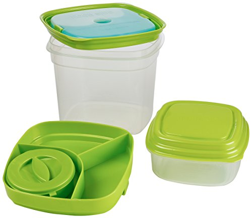 Fit & Fresh Salad & Side Lunch Kit with
