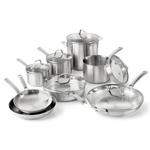 calphalon-classic-stainless-steel-cookware-set-14-piece
