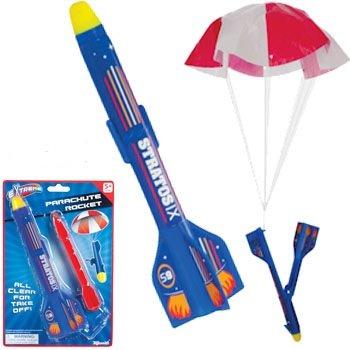Toysmith Parachute Rocket