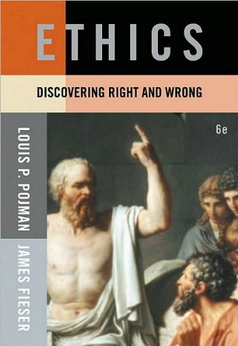 Download amazon ebook to pc Ethics: Discovering Right and Wrong , Sixth Edition   by Louis P. Pojman, James Fieser (English Edition)  9780495502357
