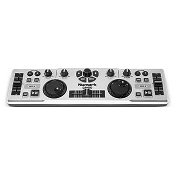 NUMARK-PRO SOUND NUMARK USB DJ CONTROLLER PERP ULTRA-PORTABLE