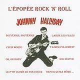 echange, troc Johnny Hallyday - L'epopee Rock 'n' Roll Vol 1