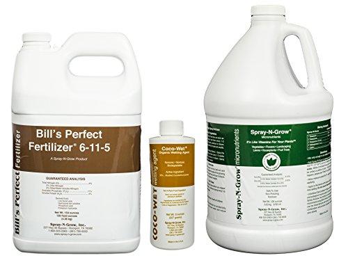 Spray-N-Grow Lk The Perfect Blend Kit, Large