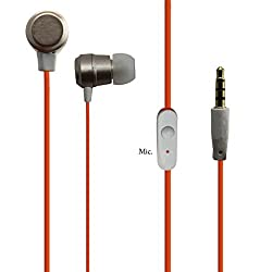 Alcatel OT-891 Soul Compatible Earphone / Headset / Handfree -(Color May Vary As Per Availability)
