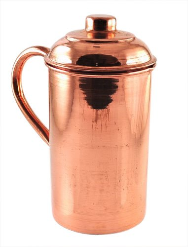 Handmade-copper-pitcher-Jug-for-Drinking-water