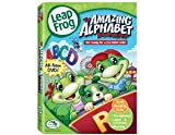 LeapFrog The Amazing Alphabet Amusement Park DVD おもちゃ (並行輸入)