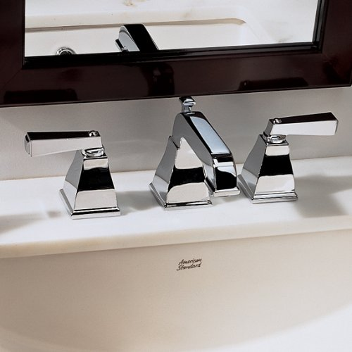 Two Lever Handle Widespread Faucet