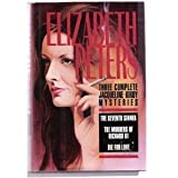 Three Complete Jacqueline Kirby Mysteries: The Seventh Sinner / The Murders of Richard III / Die for Love