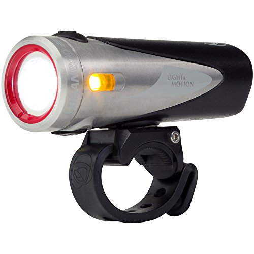 light&Motion(ライトアンドモーション) URBAN 800 FastCharge [アーバン800 ファストチャージ] IP67 リチウムイン充電池式 スチール/ブラック 856-0550-A