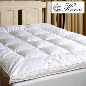 discount for matratzen topper 2 hanse 5 sterne matratzen topper palace mit daunen und federn. Black Bedroom Furniture Sets. Home Design Ideas