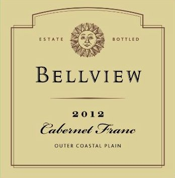 2012 Bellview Winery Cabernet Franc 750 Ml