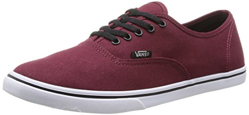 Vans Authentic Lo Pro, Unisex-Erwachsene Sneakers, Rot (Tawny Port/True White), 39 EU thumbnail