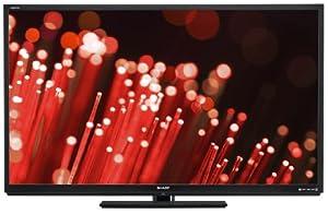 Sharp Aquos LC60LE745U 60-Inch 1080p 120Hz 3D LED-LCD TV (Old Version)