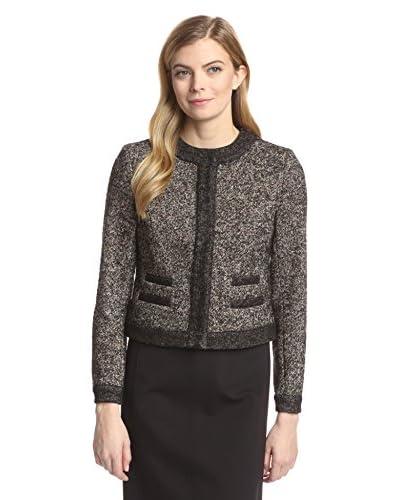 Magaschoni Women's Daytime Boucle Jacket