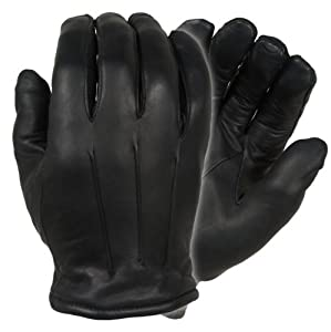 Damascus DLD40 Pulse Thinsulate Lined Leather Dress Gloves, Small