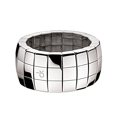 Calvin Klein Jewelry Disco Men's Ring KJ13AR010111