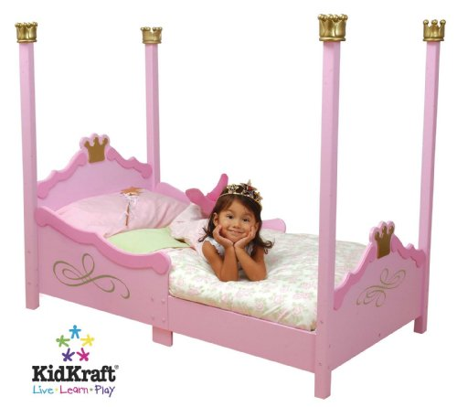 Buy Cheap Princess Toddler Bed