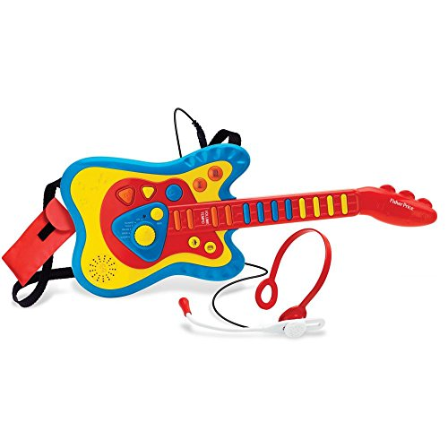 Fisher-Price Guitar With Mic Headset Set front-170349