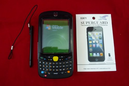 Motorola Mc5590 Handheld Terminal - Lan 802.11A/B/G / Bluetooth Pan / 1D Laser Scanner / 2Mp Auto Focus Camera / 128Mb Ram/256Mb Flash / Qwerty Keyboard / Windows Mobile 6.1 Classic - P/N: Mc5590-Py0Dkqqa7Wr