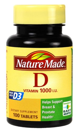 What is vitamin d 3 good for