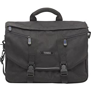 Tenba Mini Messenger Bag (Black)
