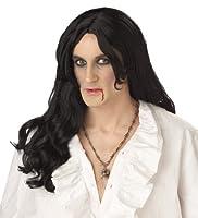 California Costumes Men's Old World Vampire Wig from California Costumes