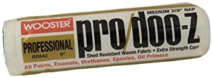 Wooster Brush .38in. Nap Pro-Doo-Z Roller Covers RR642-9 by Wooster Brush