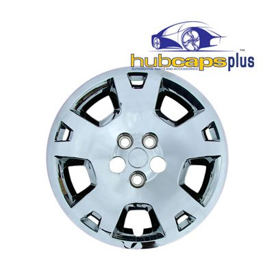 Set of Four 2005, 2006, 2007, 2008 Dodge Magnum Style 17 inch Chrome Bolt on Hubcaps Wheel Covers
