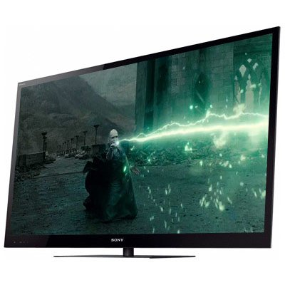 Sony KDL46HX923BU 46-inch Widescreen Full HD 1080p 3D 200Hz Edge LED Internet TV with Freeview HD