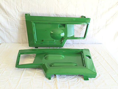 John Deere AM128982 AM128983 Left and Right Side Panels for 425 445 455