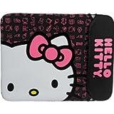 Hello Kitty 16-inch Neoprene Sleeve Case for Laptops/Notebooks in Black