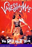 VANESSA MAE - THE RED HOT TOUR - LIVE AT THE ROYAL ALBERT HALL - ( IMPORT DVD PLAYS REGION 2 )