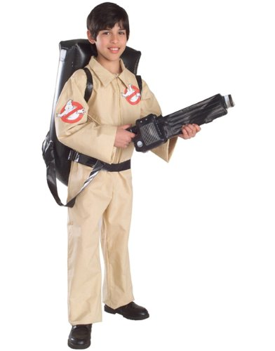 Rubie's Costume Co Boys Ghostbuster Costume