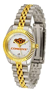Oklahoma State Cowboys Ladies Executive Watch by Suntime by SunTime