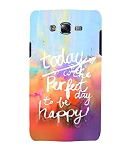Life Quote 3D Hard Polycarbonate Designer Back Case Cover for Samsung Galaxy J7 J700F (2015 OLD MODEL) :: Samsung Galaxy J7 Duos :: Samsung Galaxy J7 J700M J700H