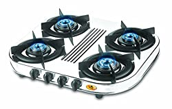 Bajaj CX10 4 Burner Gas Stove