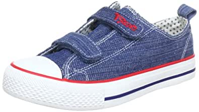 Red 3 833 270, Unisex-Kinder Sneaker, Blau (jeans kombi 893), EU 34