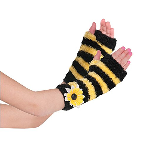 Bumblebee Fairy Arm Warmers