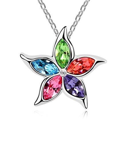 Ijewellery Colorful Swarovski Elements Austrian