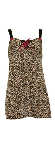 Betsey Johnson Here Kitty Kitty Chemise (Sml)