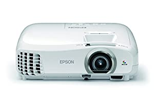Epson EH-TW5300 Full HD 3D Big Screen Home Cinema Projector 2 x HDMI 1080p 2200 Lumens 3LCD 4000 Hours Lamp Life by Epson