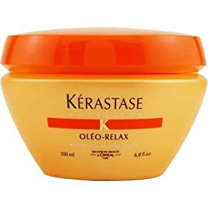Kerastase Nutritive Oleo-Relax Anti-Frizz Masque, 6.8 Ounce