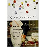 Napoleon's Buttons: 17 Molecules That Changed History (1585423319) by Burreson, Jay